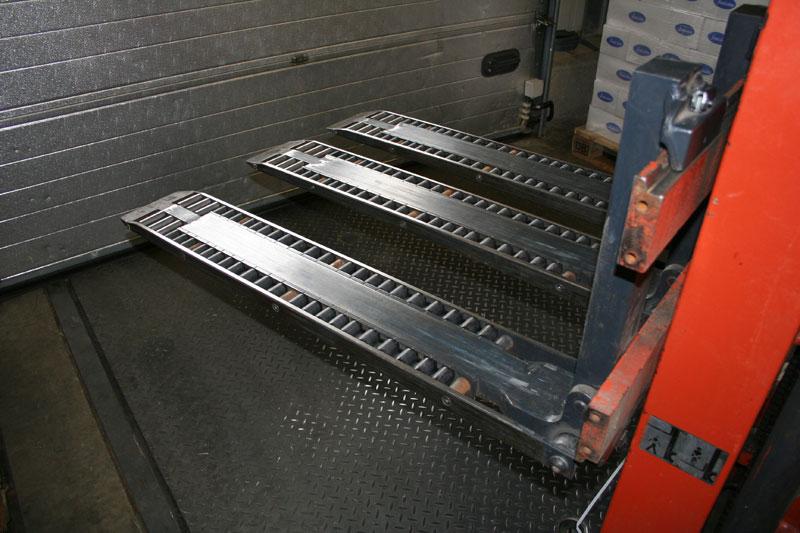 Roller Forks Bbj Materials Handling